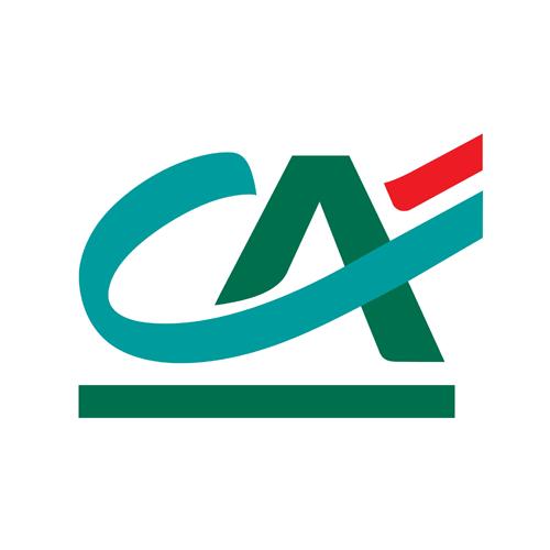 Logo du groupe Crédit Agricole