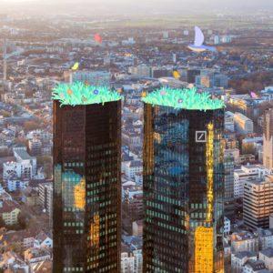 Siège de Deutsche Bank