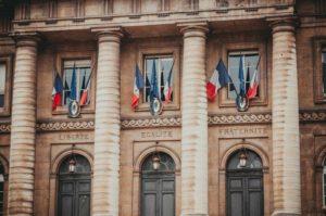 Bercy, siège du ministère de l'économie français