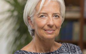 Christine Lagarde, ancienne présidente du FMI