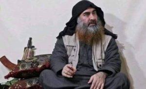 Abu Bakr al-Baghdadi, calife de l'organisatiion Etat Islamique décédé samedi 26 octobre 2019 dans un raid des forces spéciales américaines