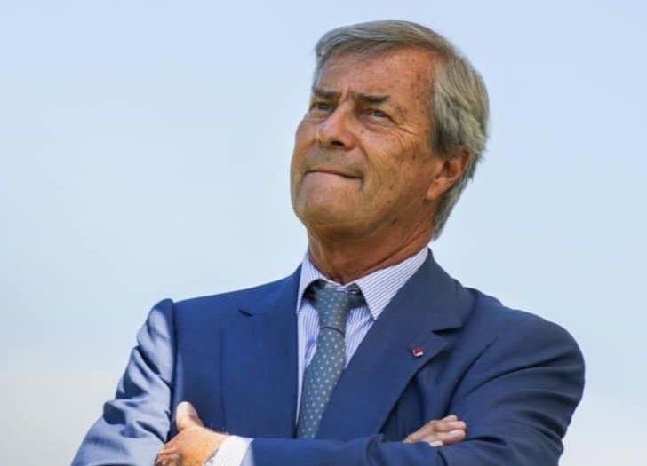 Vincent Bolloré, patron du Groupe Bolloré et de Vivendi.
