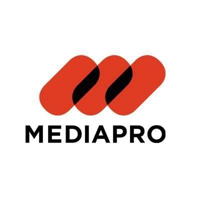 Logo de Mediapro.