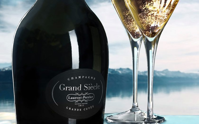 Champagne Grand Siècle, Laurent Perrier.